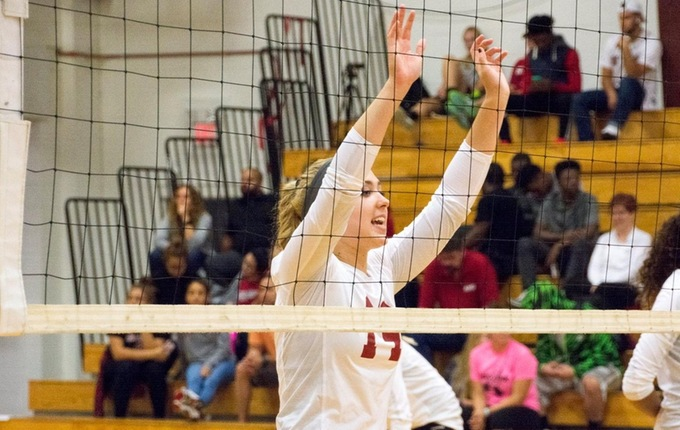 Anna Maria Soars to 3-0 Victory over Falcons