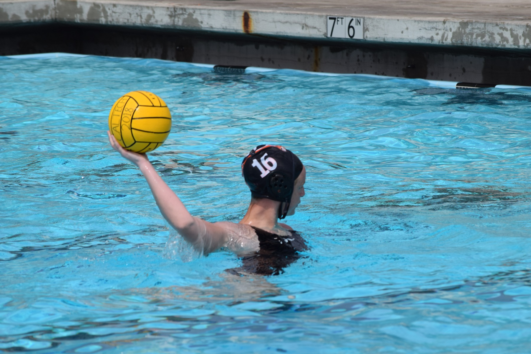 Women's Polo Scores Nine Goals in Convergence Opener