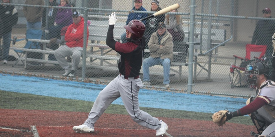 Baseball Opens Up Season with Pair of Loses to Regionally-Ranked Bloomsburg