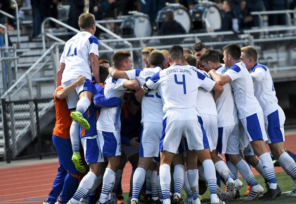 Top Moments from 2017-18: Men's Soccer
