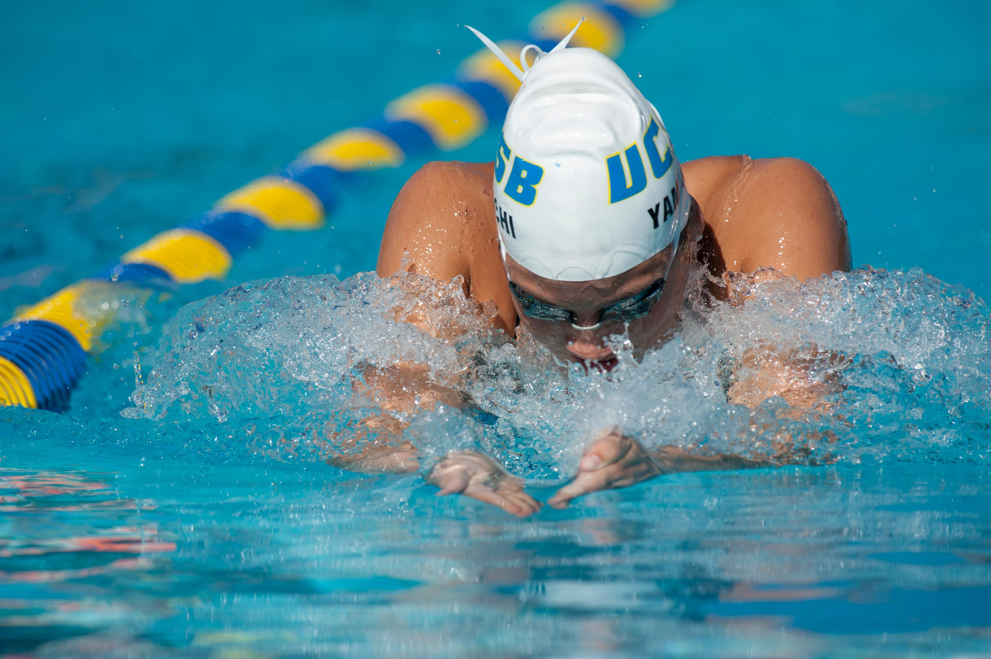 UCSB Sweeps Dual Meet Over UNLV