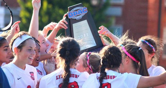 Four! LC Women's Soccer Brings Home Fourth Straight ODAC Championship