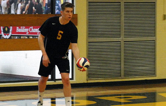 Men's Volleyball Concludes Play at JWU Invitational