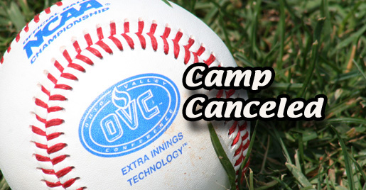 Golden Eagle baseball camp canceled Saturday