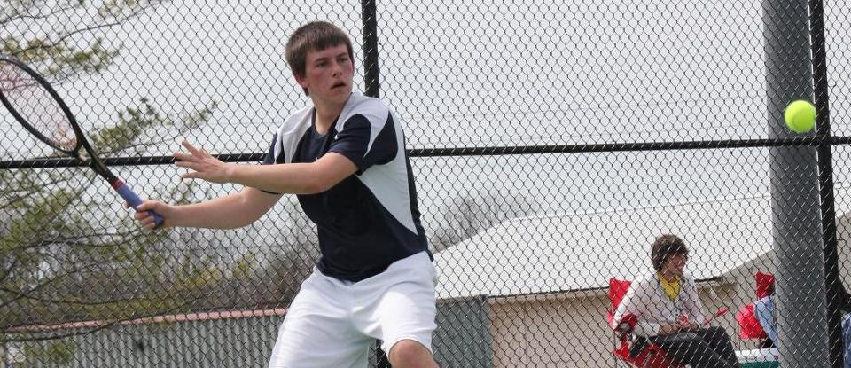 Men's Tennis Loses HCAC Opener