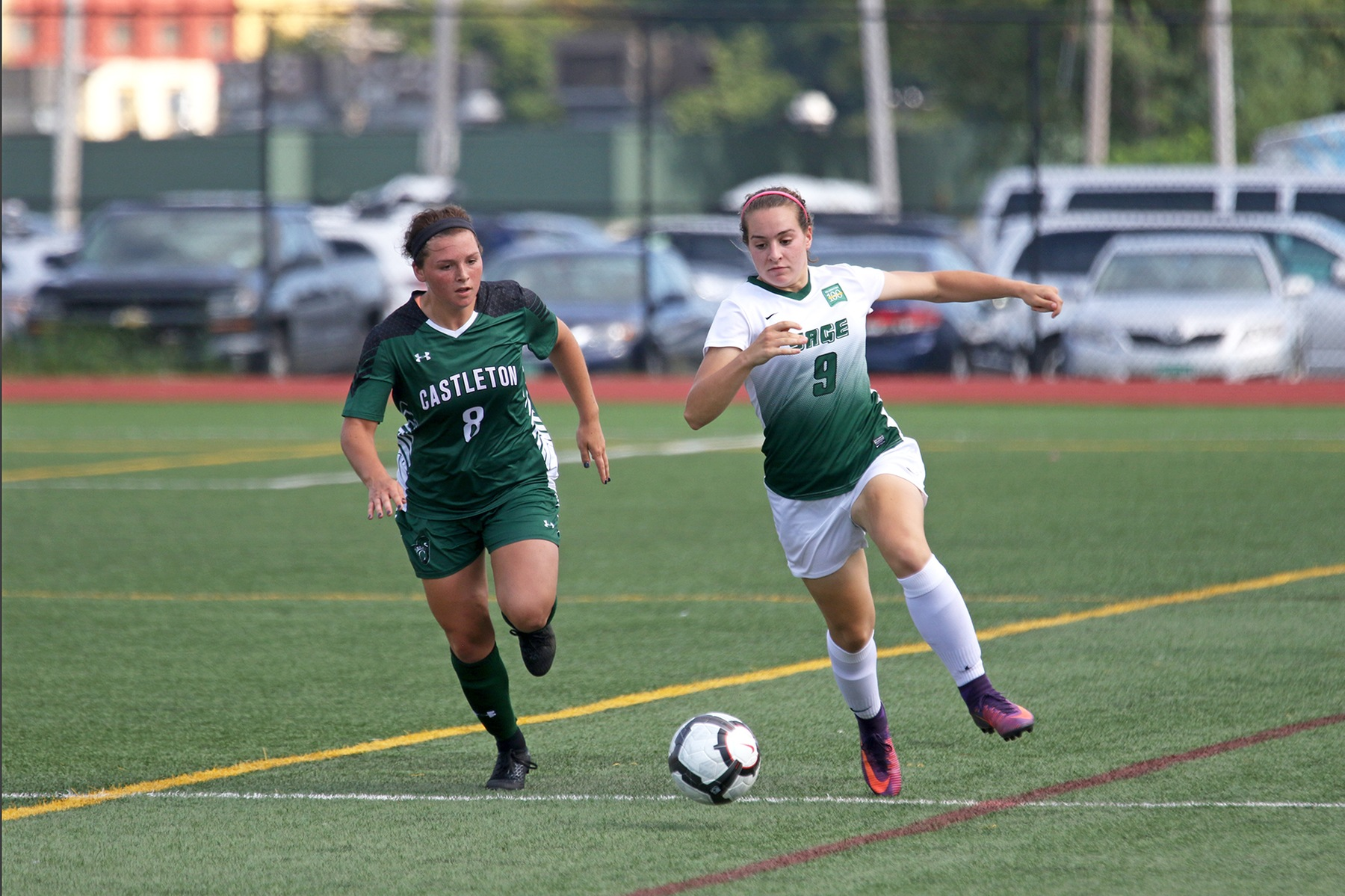 Fesette leads Sage to 4-0 start with 1-0 win over MCLA
