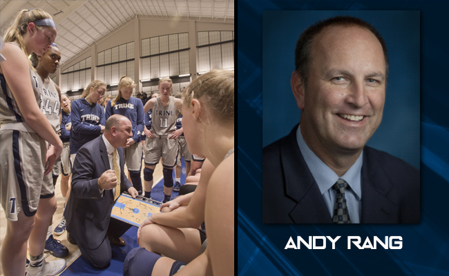 Andy Rang Promoted to Head Women's Basketball Coach