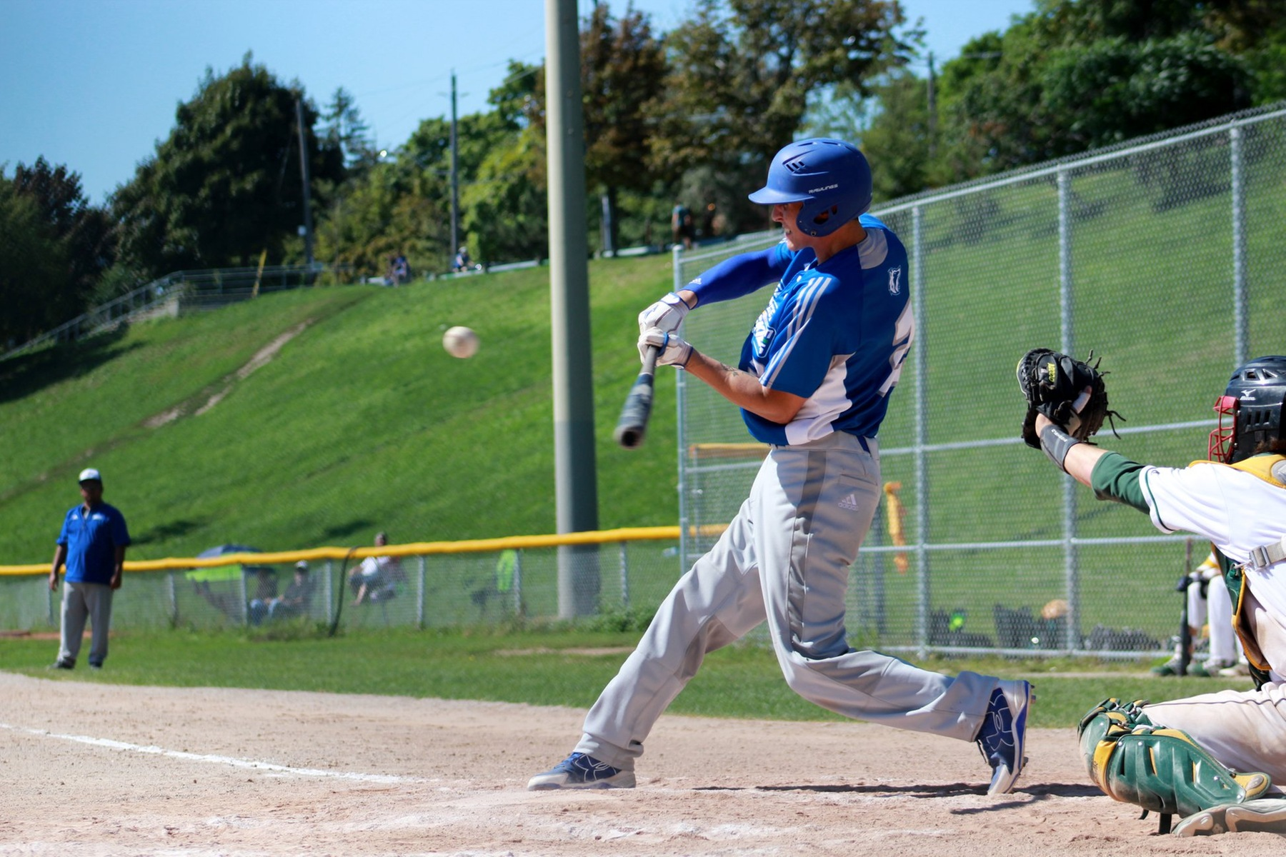 HUSKIES BASEBALL ON THE ROAD FOR MUST-WIN SWING AGAINST FANSHAWE, ST. CLAIR