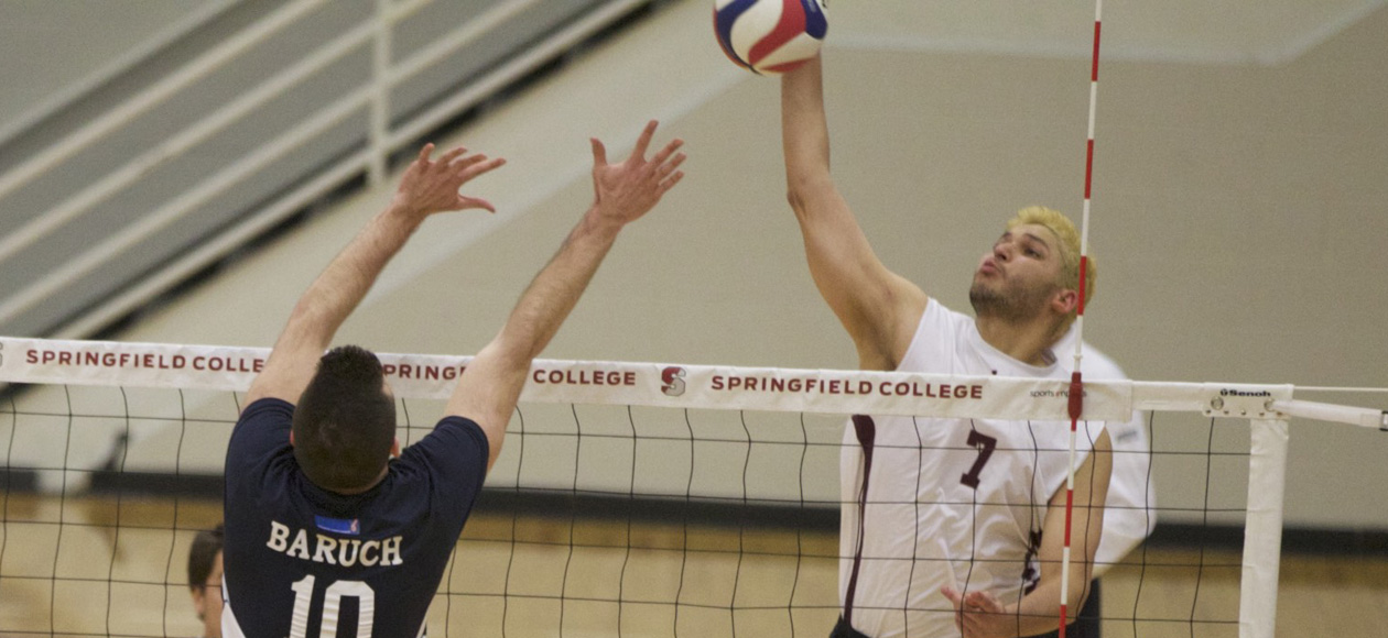 No. 15 MIT Snaps No. 1 Men's Volleyball 25-Match Winning Streak