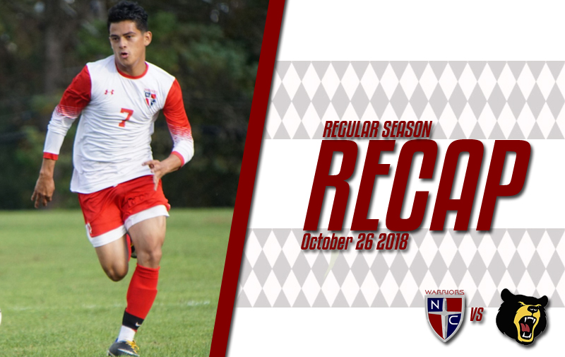 Men's Soccer Falls to Bloomfield in Last Second Double Overtime Heartbreaker