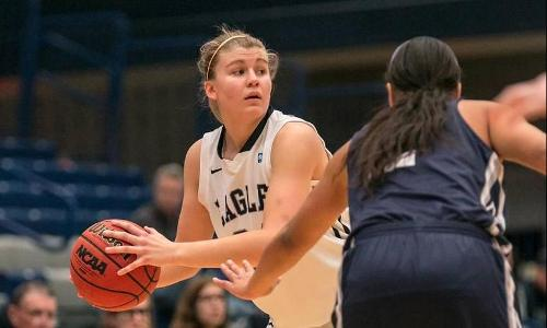 Partonen and Comden Have Career Days in Win Over Frostburg State, 89-60
