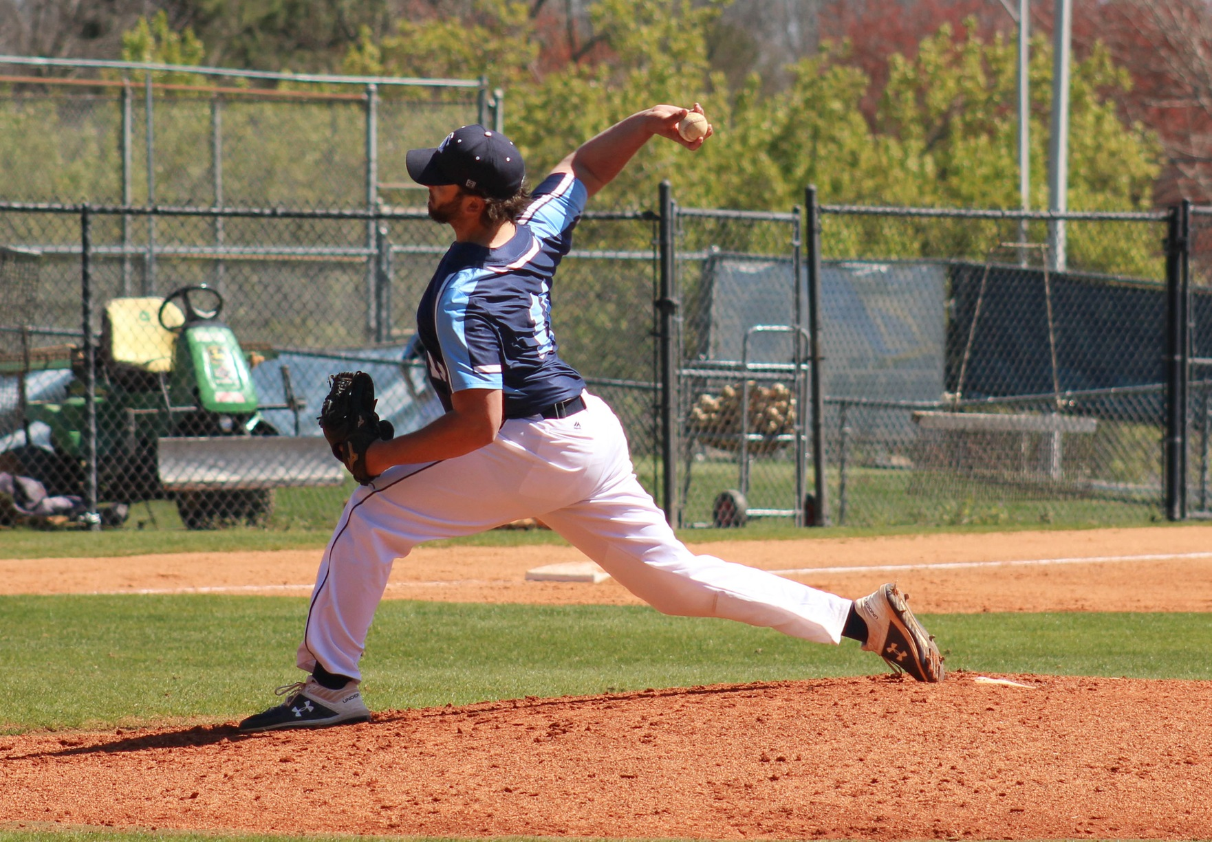 Baseball Sweeps Dyersburg to Win Series