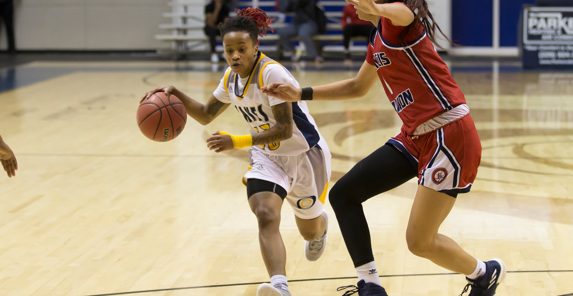Big Third Quarter Brings Victory For Lady Canes