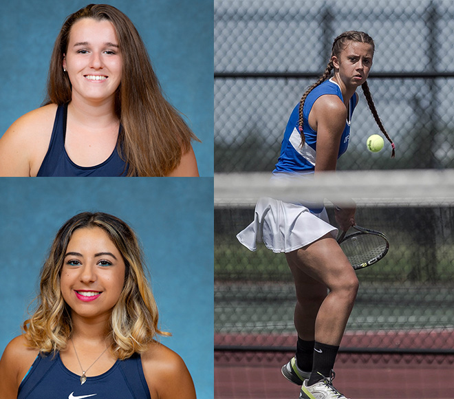 SUNYAC announces Women's Tennis Athletes of the Week