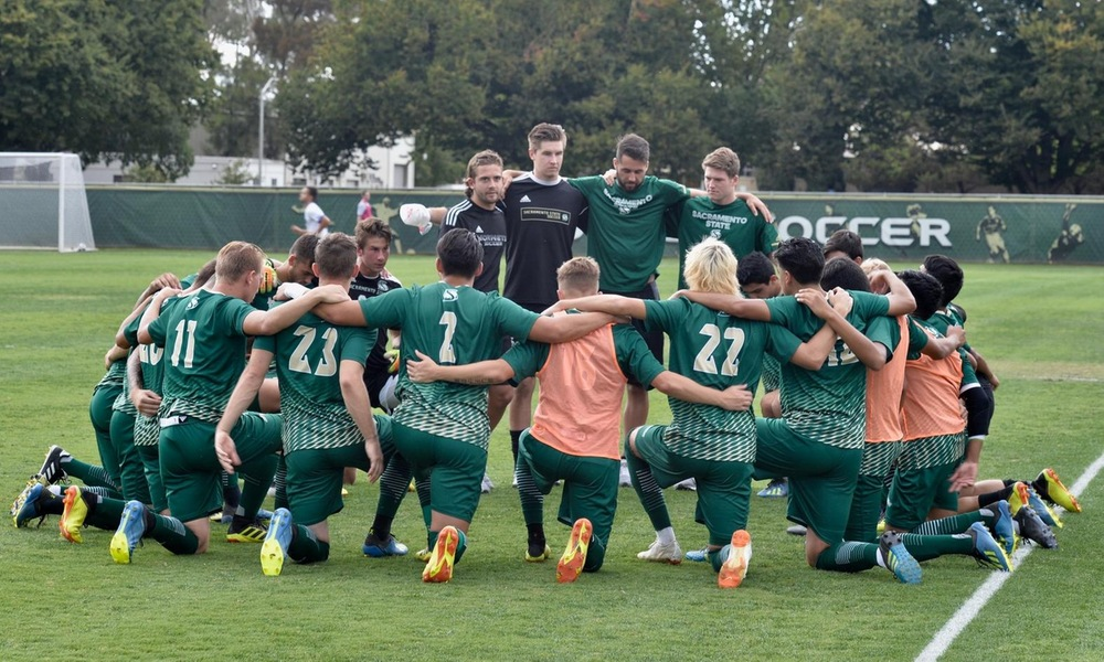 MEN'S SOCCER CONTINUES CONFERENCE PLAY WITH CSUN, CAL STATE FULLERTON