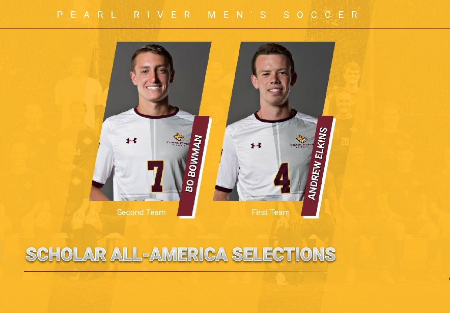 Two Pearl River Wildcats named Scholar All-Americans