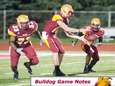 Football Game Notes: Findlay (Oct. 9)