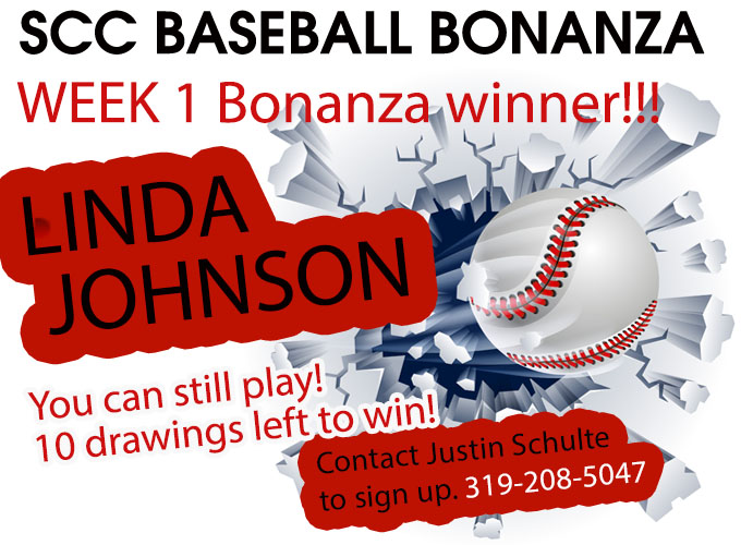 Week 1 Bonanza Winner Announced