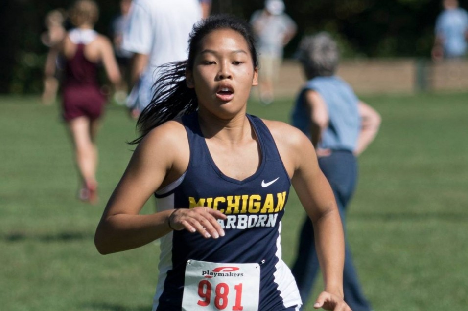 Photo for Four Wolverines set personal bests at Great Lakes Invite
