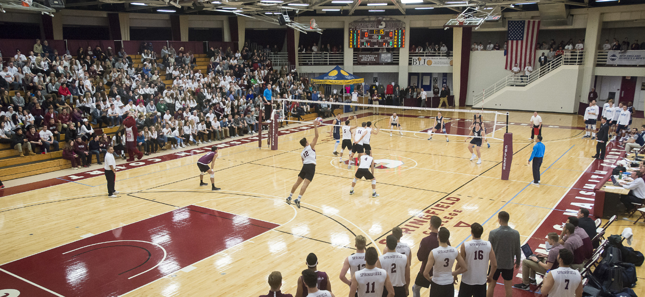 Springfield College Set to Host 2018 International Volleyball Hall of Fame Morgan Classic