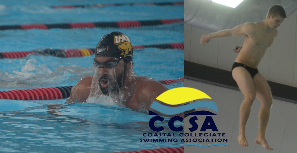 Hussein and Green Earn Weekly Awards Again as UMBC Sweeps CCSA Honors