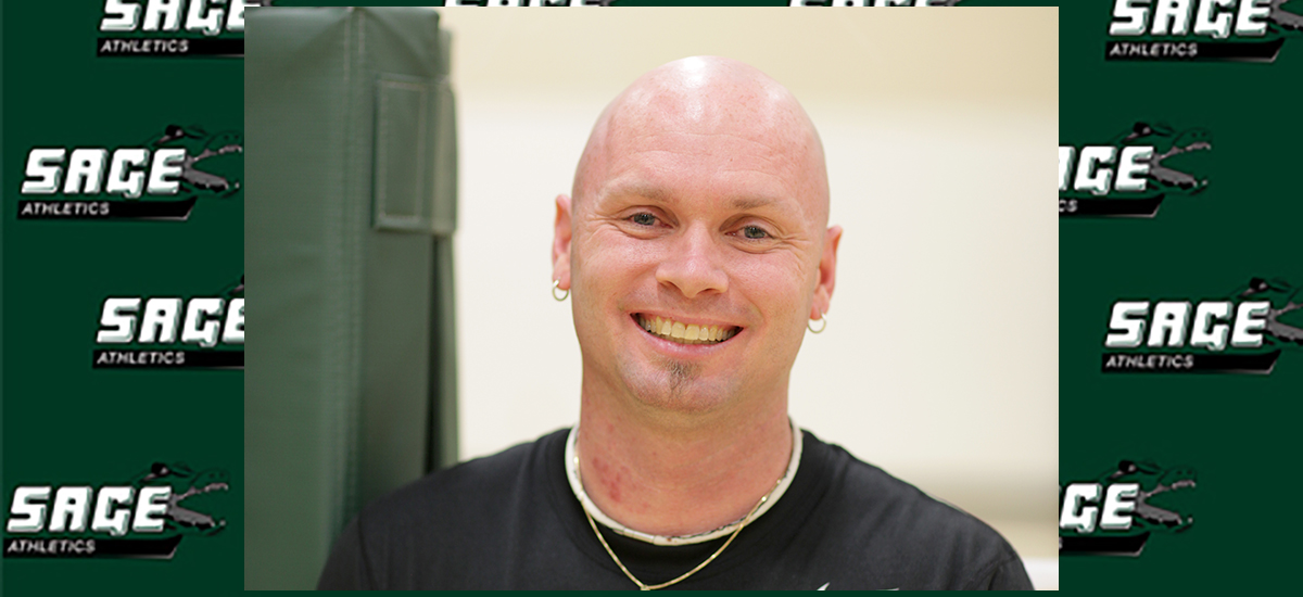 Jason Wood joins Sage Men's Volleyball Coaching Staff
