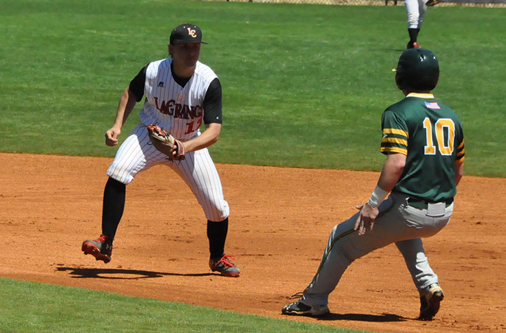 Baseball: Panthers hold off Methodist for 10th straight win and third conference series sweep in a row