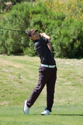 Lee Finishes Tied For Fifth At California State Amateur