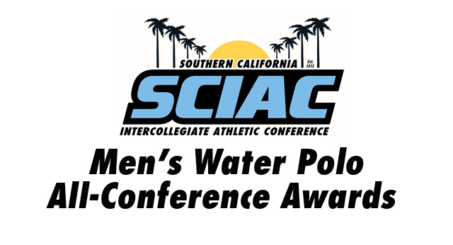 SCIAC Is Proud To Announce Men's Water Polo All-SCIAC Teams