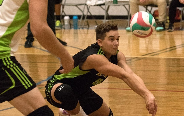 Libero Isaiah Stime recording a dig. Photo - Tony Hansen