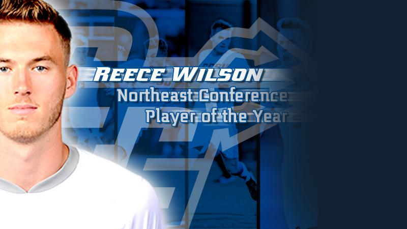 Reece Wilson 2012 NEC Player of the Year