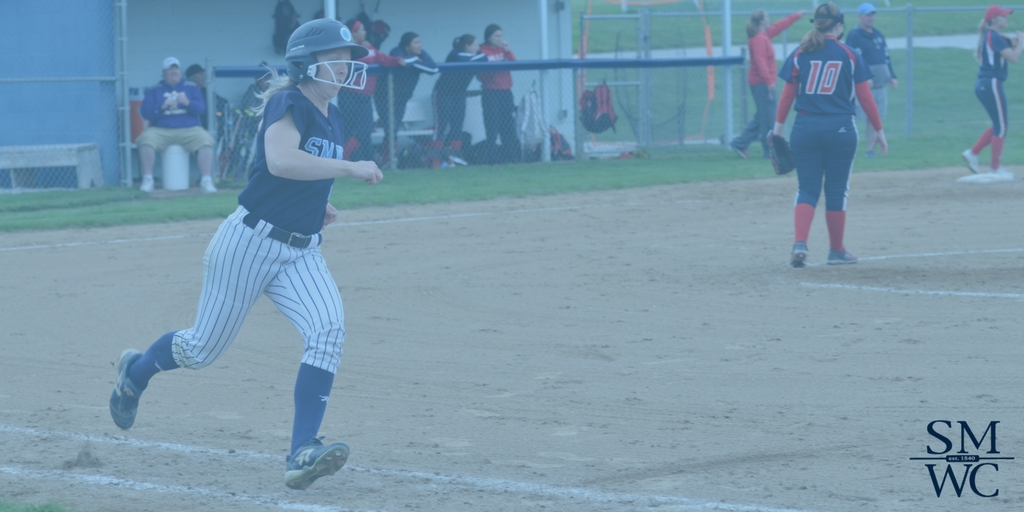 Four-in-a-Row; SMWC Softball Stays Sharp