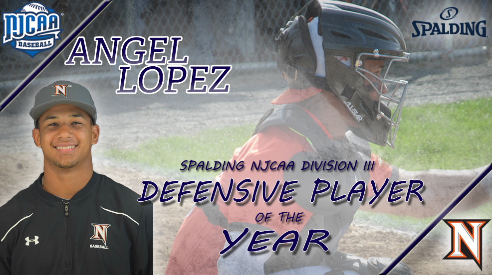 Lopez named Spalding® DIII Defensive Player of the Year