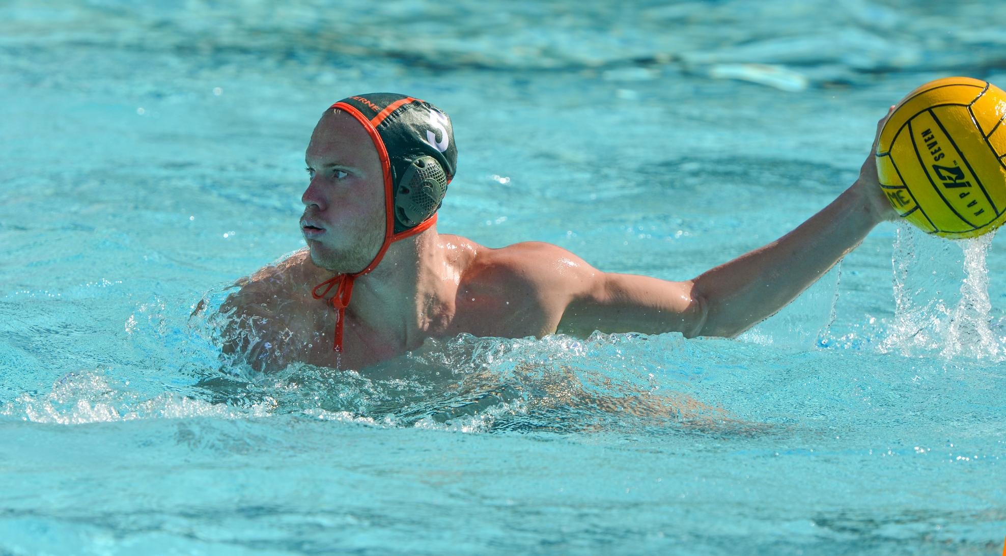 Men's Water Polo falls at Loyola Marymount