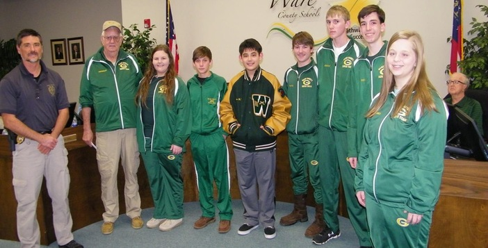 Rifle Team Wins 60th Consecutive Regular Season Match