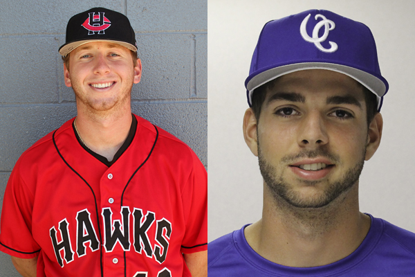 WJCAC Baseball Players of the Week (April 9-15)