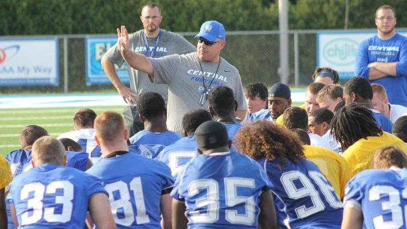 Updated 8/23: Football Concludes Preseason Camp