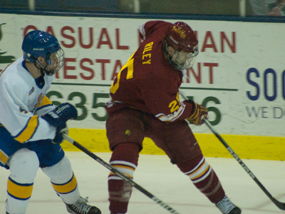 Bulldogs Stunned By Lake Superior State