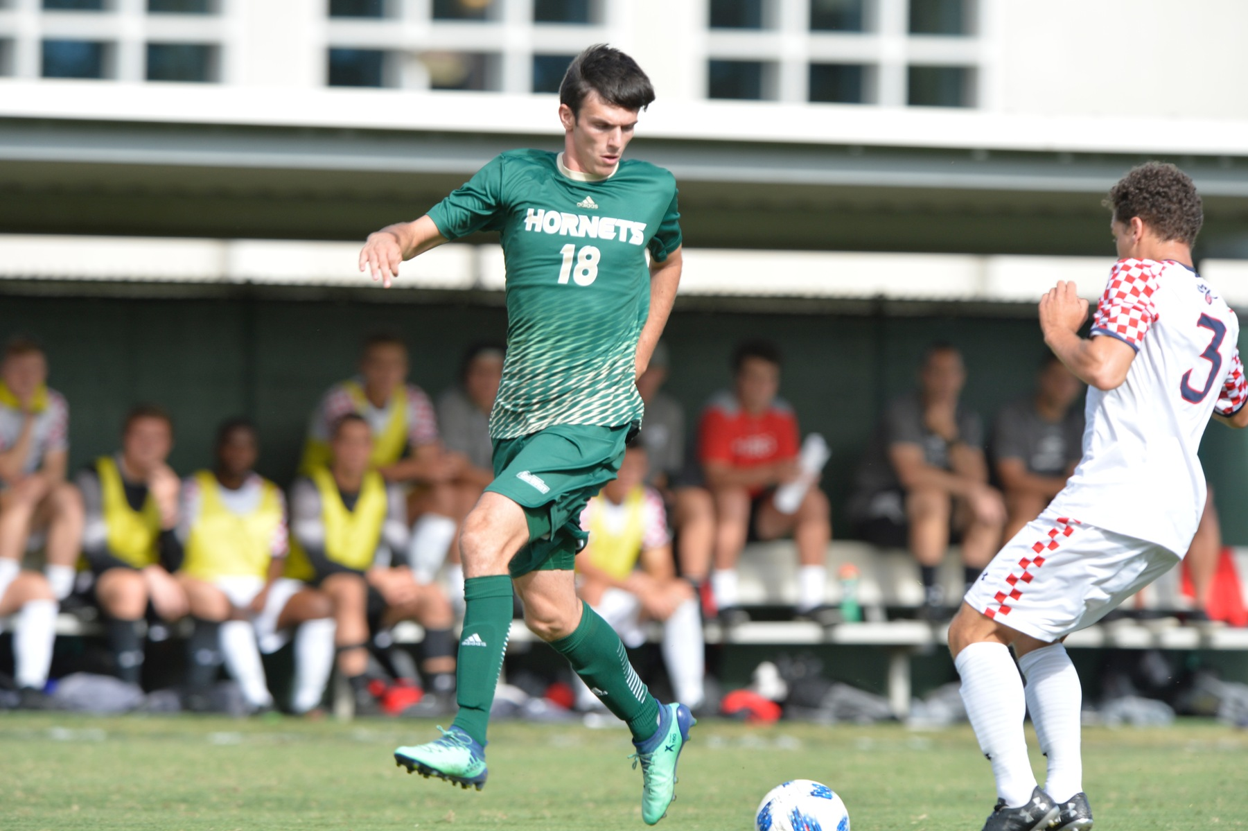 MEN'S SOCCER EDGED 2-0 AT HOME BY #23 SAINT MARY'S