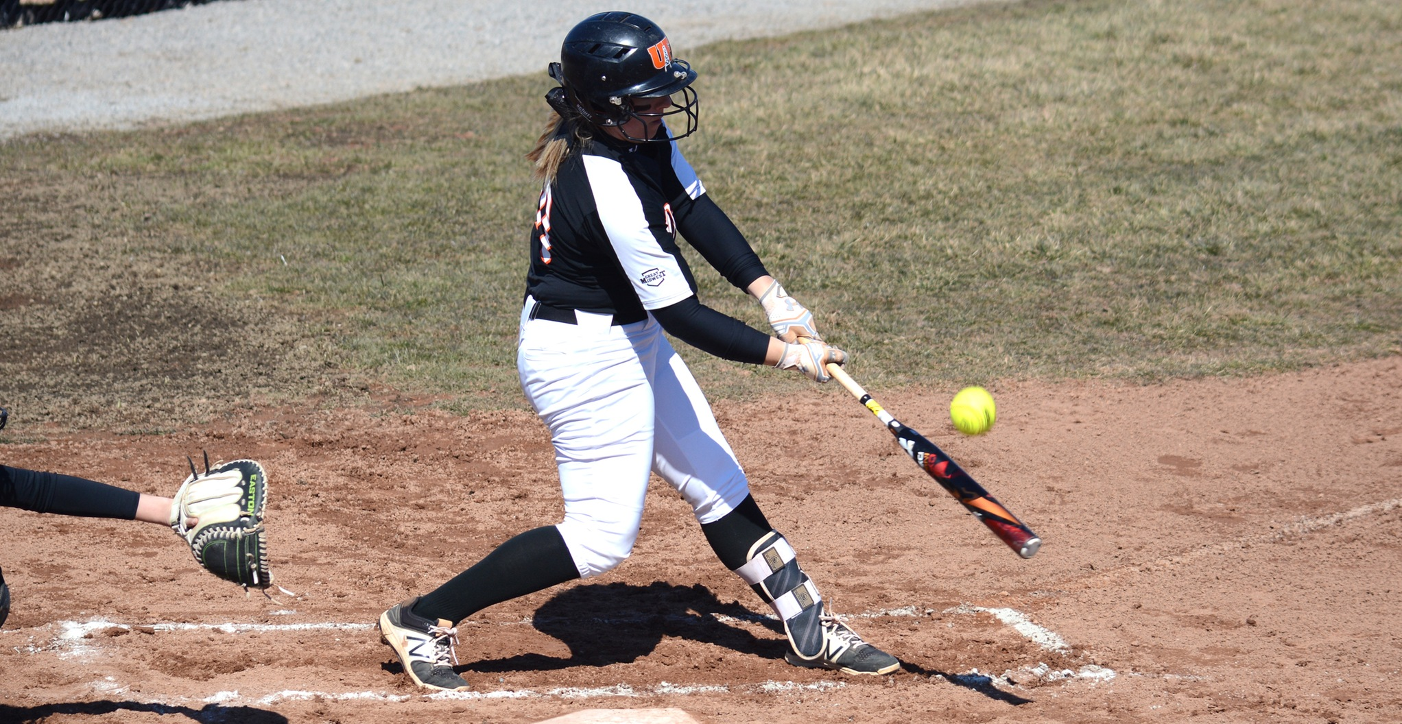 Oilers Split Double Header with Trevecca