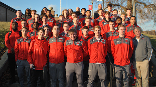 2017 Wittenberg Men's Track and Field