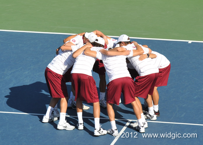 No. 36 Bronco Men's Tennis Picked Third in WCC Preseason Poll; Lamble on All-WCC Team