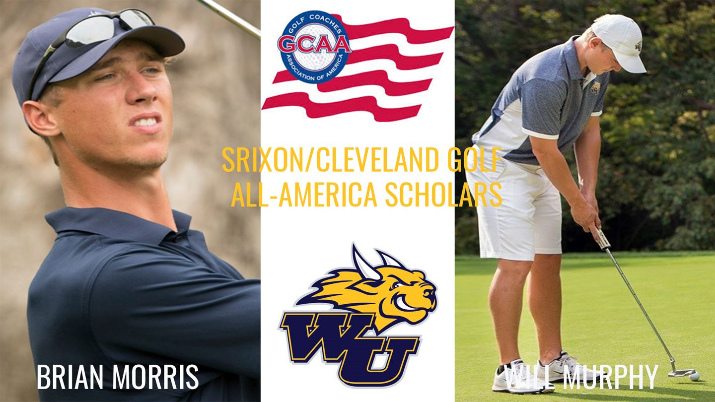 Morris and Murphy Named All-America Scholars
