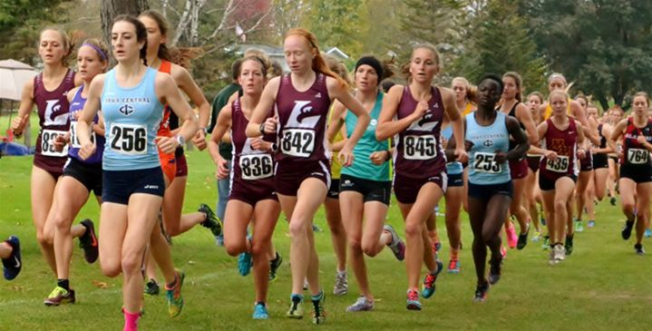 Womens XC Ranked #1 in Final Polls