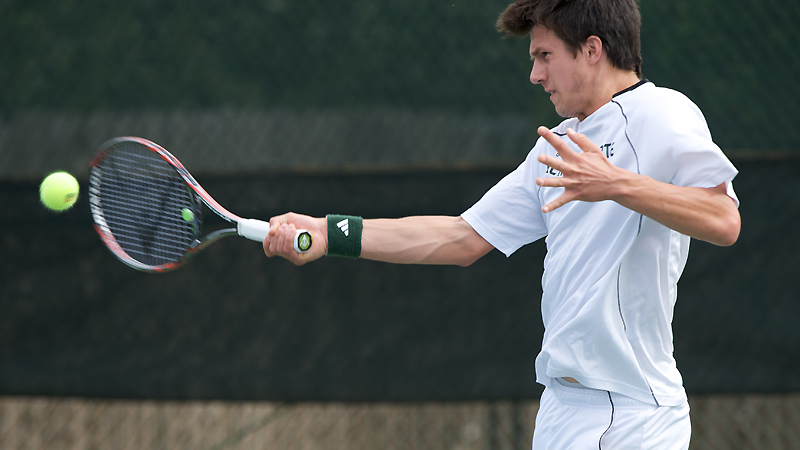 MEN'S TENNIS PICKS UP FIRST WIN OF THE SEASON WITH 6-1 WIN OVER UC IRVINE