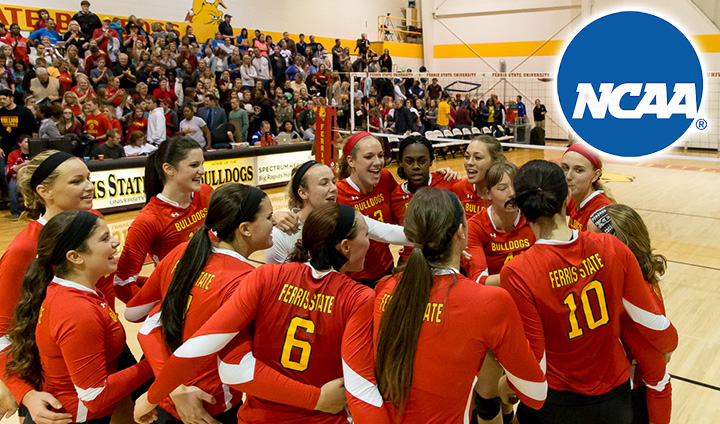 PREVIEW: Ferris State Volleyball Heads To NCAA Tourney As Defending Regional Champs