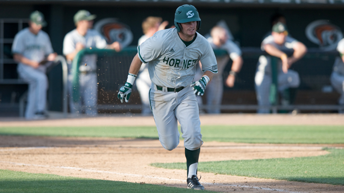 BASEBALL BEGINS WAC TOURNAMENT WITH 3-2 LOSS IN 14TH INNING