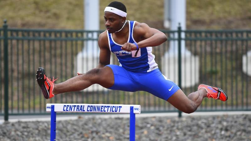 Trio Compete on Final Day of IC4A Championships Sunday