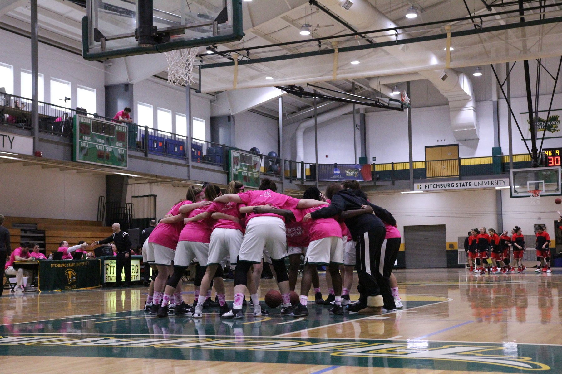 Fitchburg State Topped By MCLA, 64-51