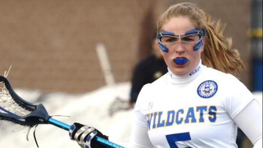 Women's Lacrosse Downs Mt Ida, 10-7 For First GNAC Win